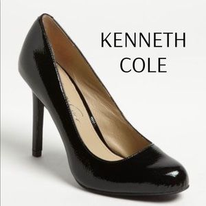 Kenneth Cole Social Class Patent Pumps
